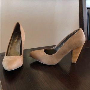 Rampage heel
